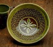 artwork by Wellford Pottery